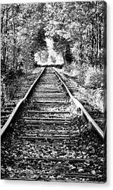 Infinity Train Acrylic Print