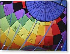 Inflation Time Acrylic Print