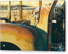 Acrylic Print featuring the photograph Influence by Robert D McBain