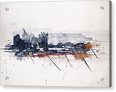 Informal 1 Acrylic Print by Gianni Raineri