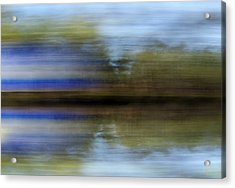 Infused Reflections Acrylic Print by Skip Willits