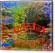 Inner Bridges Acrylic Print