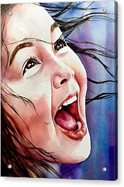 Inner Radiance Acrylic Print