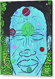Inner-stellar Space Acrylic Print