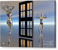 Inner Strength Acrylic Print