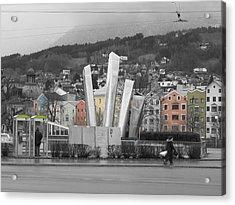 Innsbruck Art Acrylic Print