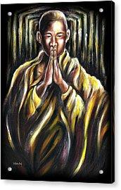 Inori Prayer Acrylic Print