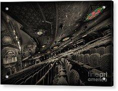 Inside Fox Theater Acrylic Print
