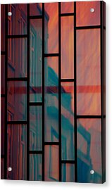 Inside Or Out Acrylic Print by Jez C Self