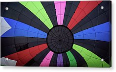 Inside The Balloon Acrylic Print