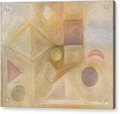 Inside The Box2 Acrylic Print
