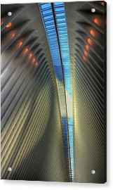 Inside The Oculus Acrylic Print