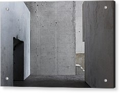 Inside The Walls 1 Acrylic Print by David Umemoto