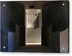 Inside The Walls 4 Acrylic Print by David Umemoto