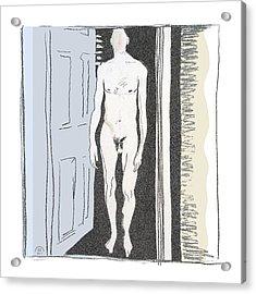 Insomnia 1 Acrylic Print by Stan Magnan