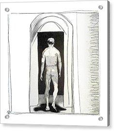 Insomnia 3 Acrylic Print by Stan Magnan