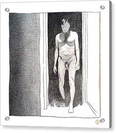 Insomnia 4 Acrylic Print by Stan  Magnan