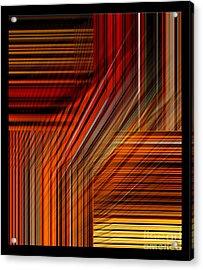 Inspiration 2 Acrylic Print by Thibault Toussaint