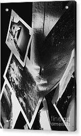 Intellect Disconnect Acrylic Print