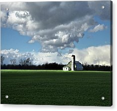 Acrylic Print featuring the photograph Interlude by Robert Geary