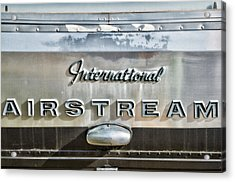 International Airstream Acrylic Print