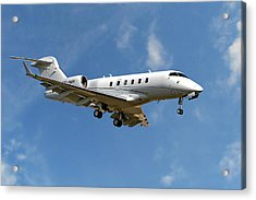 International Jet Management Acrylic Print