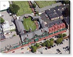 International Tennis Hall Of Fame 194 Bellevue Avenue Newport Ri 02840 3586 Acrylic Print by Duncan Pearson