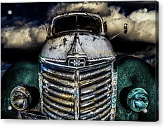 Acrylic Print featuring the photograph International Truck 6 by Michael Arend