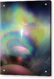 Interplanetary Travel Acrylic Print