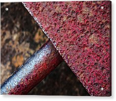 Intersect Acrylic Print by Tom Druin