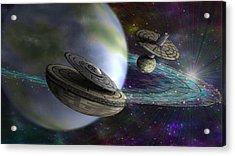 Interstellar Acrylic Print
