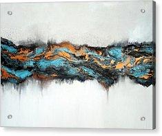 Intertwined 3 Acrylic Print