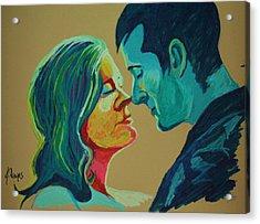 Intimate Acrylic Print
