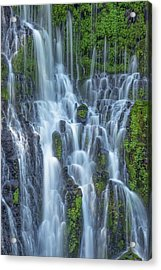 Acrylic Print featuring the photograph Intimate Burney Falls by Patricia Davidson