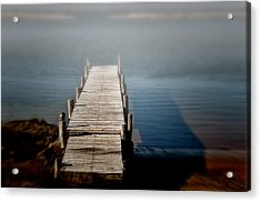 Into The Fog Acrylic Print