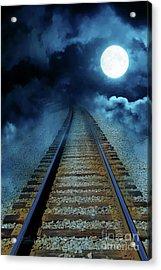 Into The Night Acrylic Print
