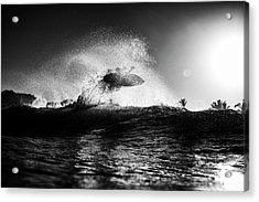 Into The Sun Acrylic Print