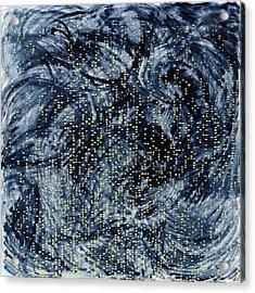 Into The Universe Acrylic Print by Joan De Bot