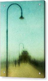 Introspective Acrylic Print by Andrew Paranavitana
