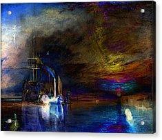 Inv Blend 19 Turner Acrylic Print