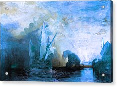Inv Blend 20 Turner Acrylic Print