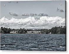 Invermara Bay Acrylic Print