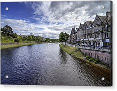 Acrylic Print featuring the photograph Inverness by Jeremy Lavender Photography