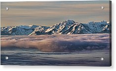 Inversion Tahoe Acrylic Print