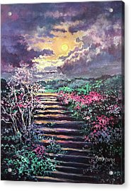 Invitation To Heaven Acrylic Print