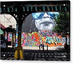 Inwood Street Art  Acrylic Print