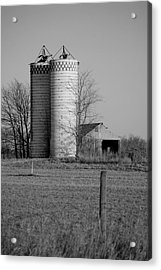 Iowa Towers 1 Acrylic Print