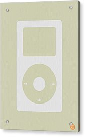 iPod Acrylic Print by Naxart Studio