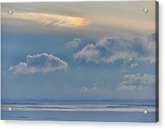 Iridescence Horizon Acrylic Print