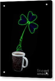Irish Coffee Acrylic Print